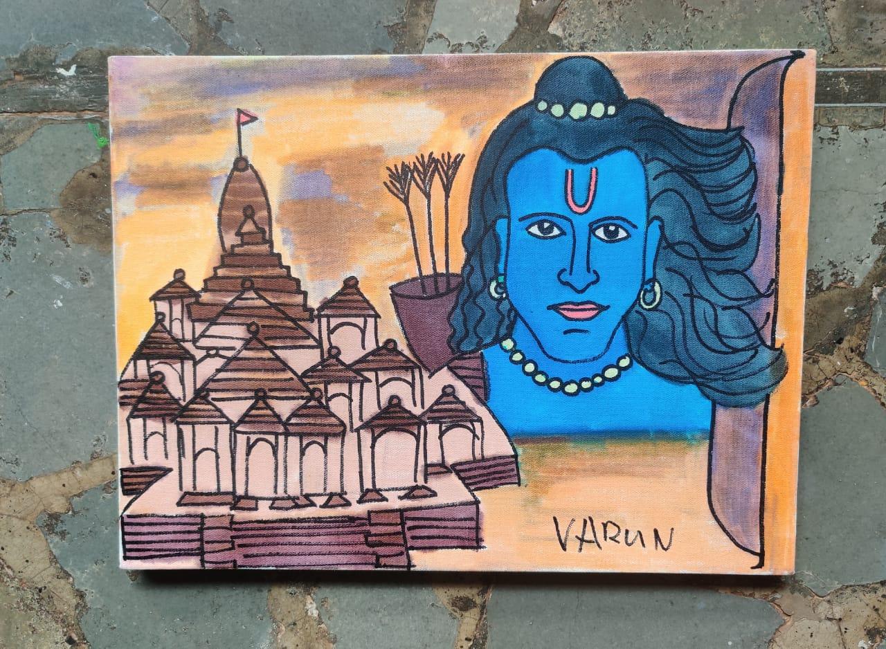 Ram and his Janma bhoomi Slider 1/3