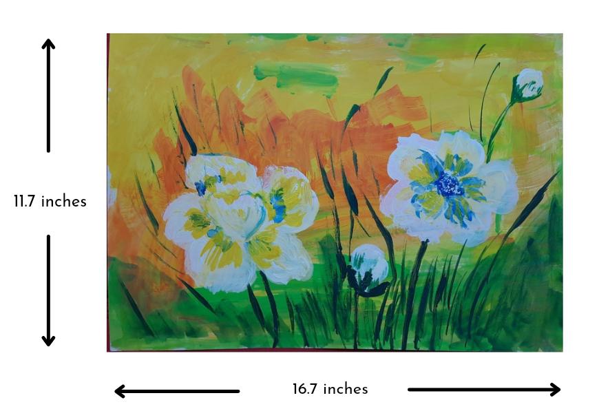Summer Flowers Slider 2/3