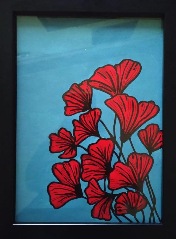 Japanese Flowers Slider 1/1