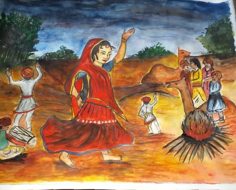 Rajasthani Culture Slider 1/1
