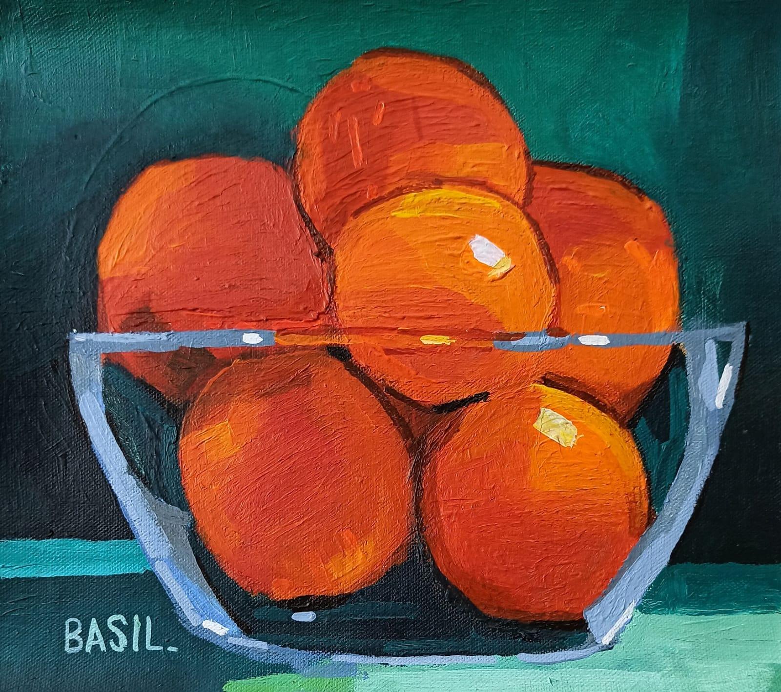 Oranges in bowl Slider 1/1