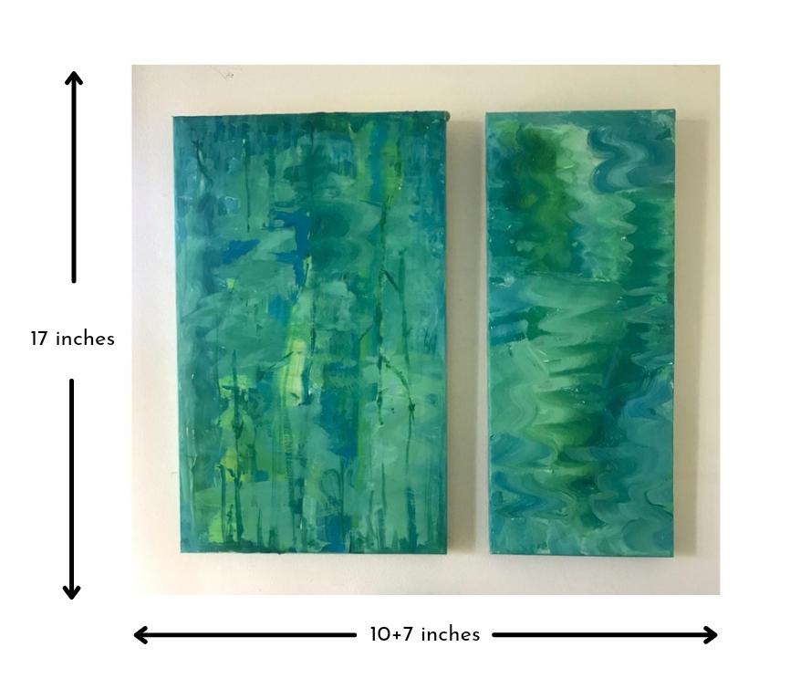 Green Forest Slider 2/3