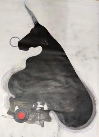 Red Bull on Canvas Slider 1/4