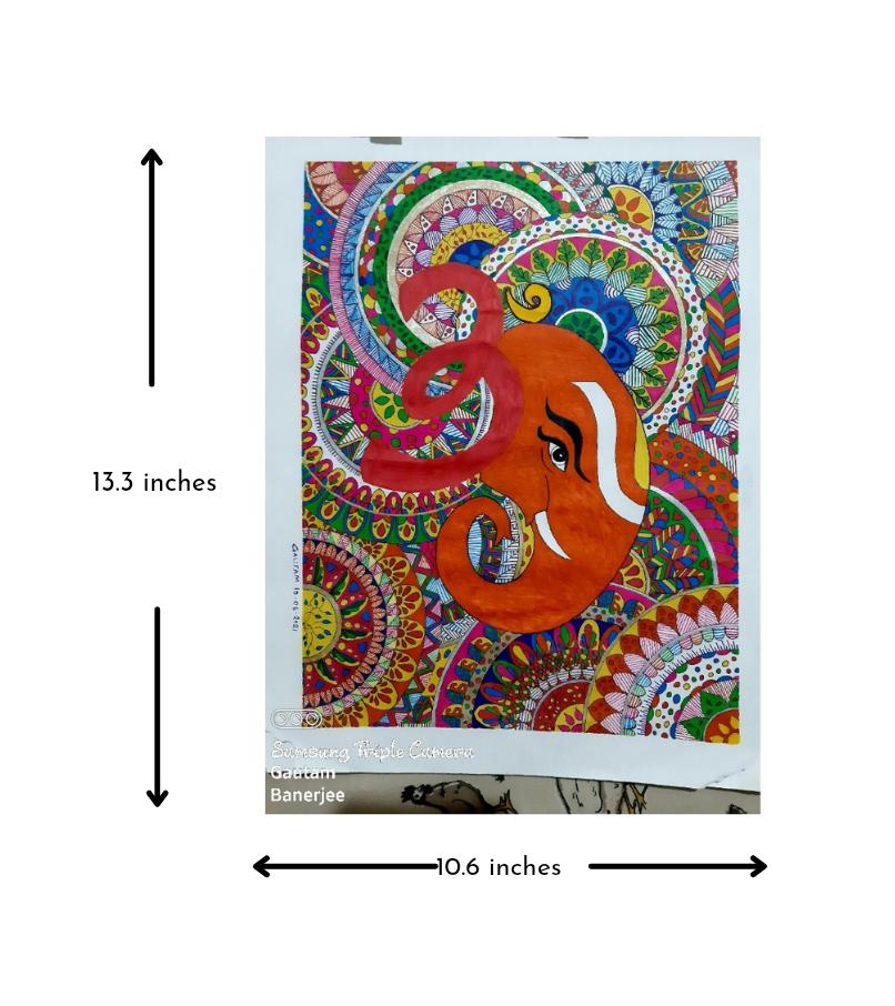 Ganesha & 10 Mandalas Slider 2/2