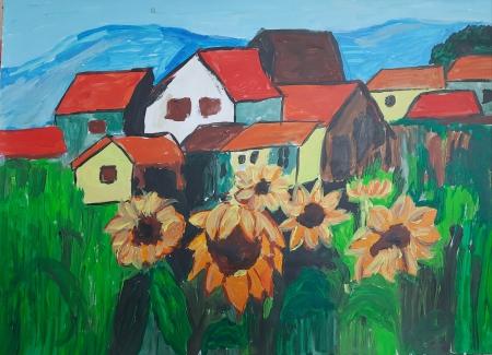 Sunflower Fields Slider 1/4