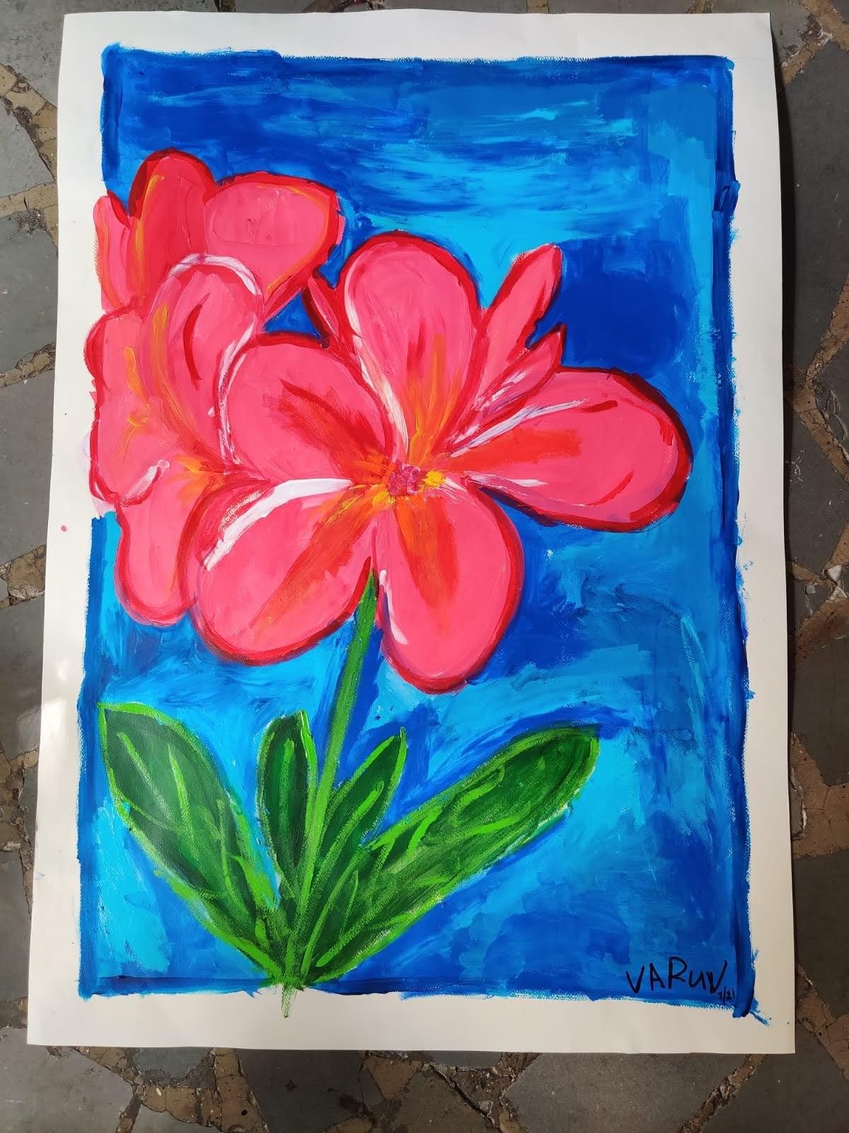 Flower Quest Slider 1/4