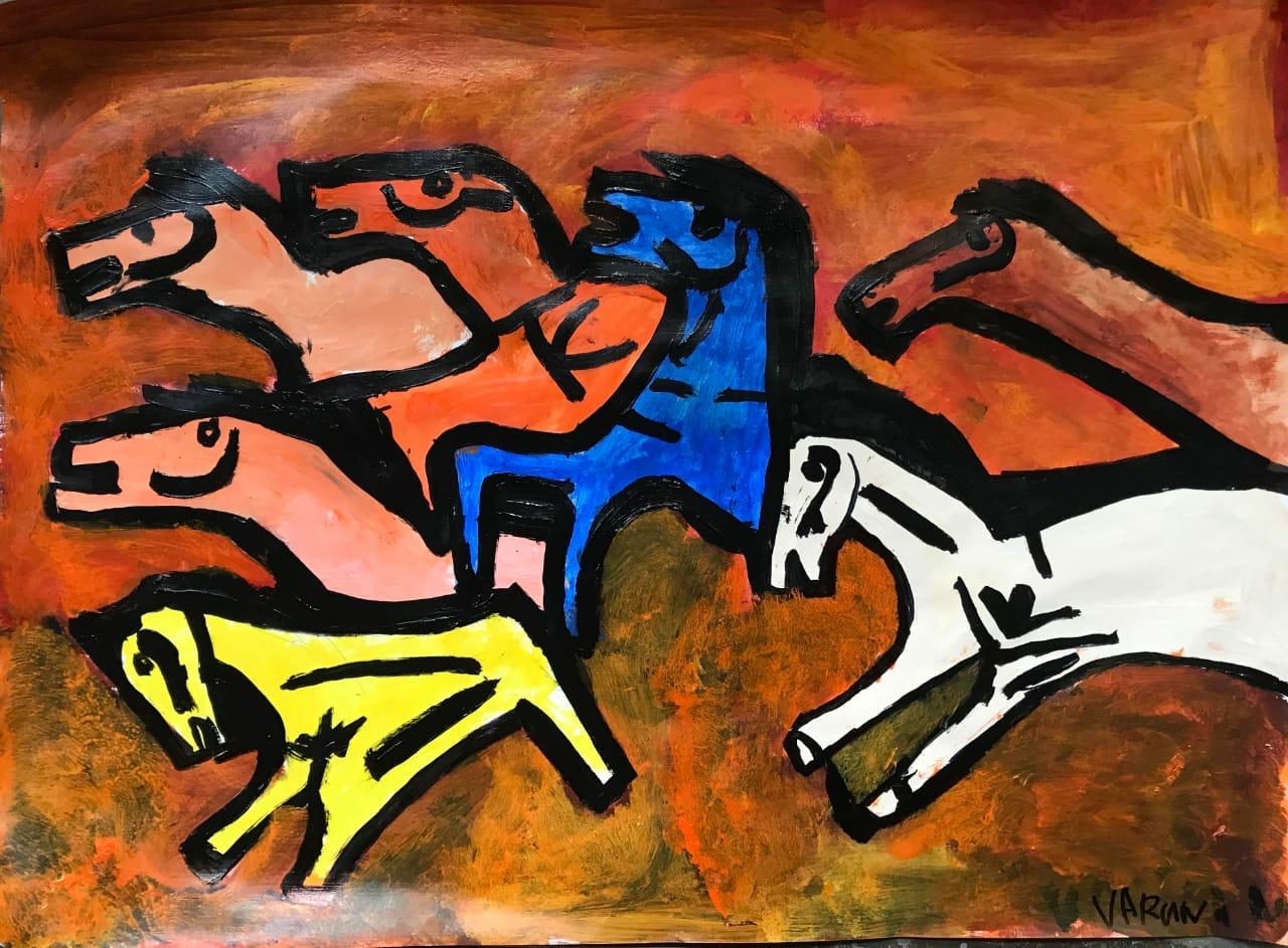 7 Horses Slider 1/1
