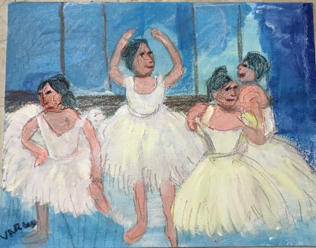 Ballet Dancers Slider 1/1