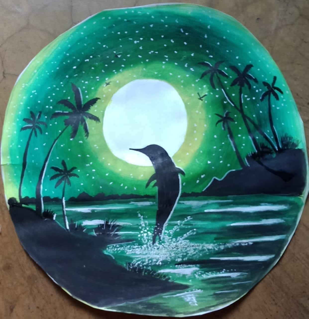 Moonlight & the Dolphin Slider 1/3