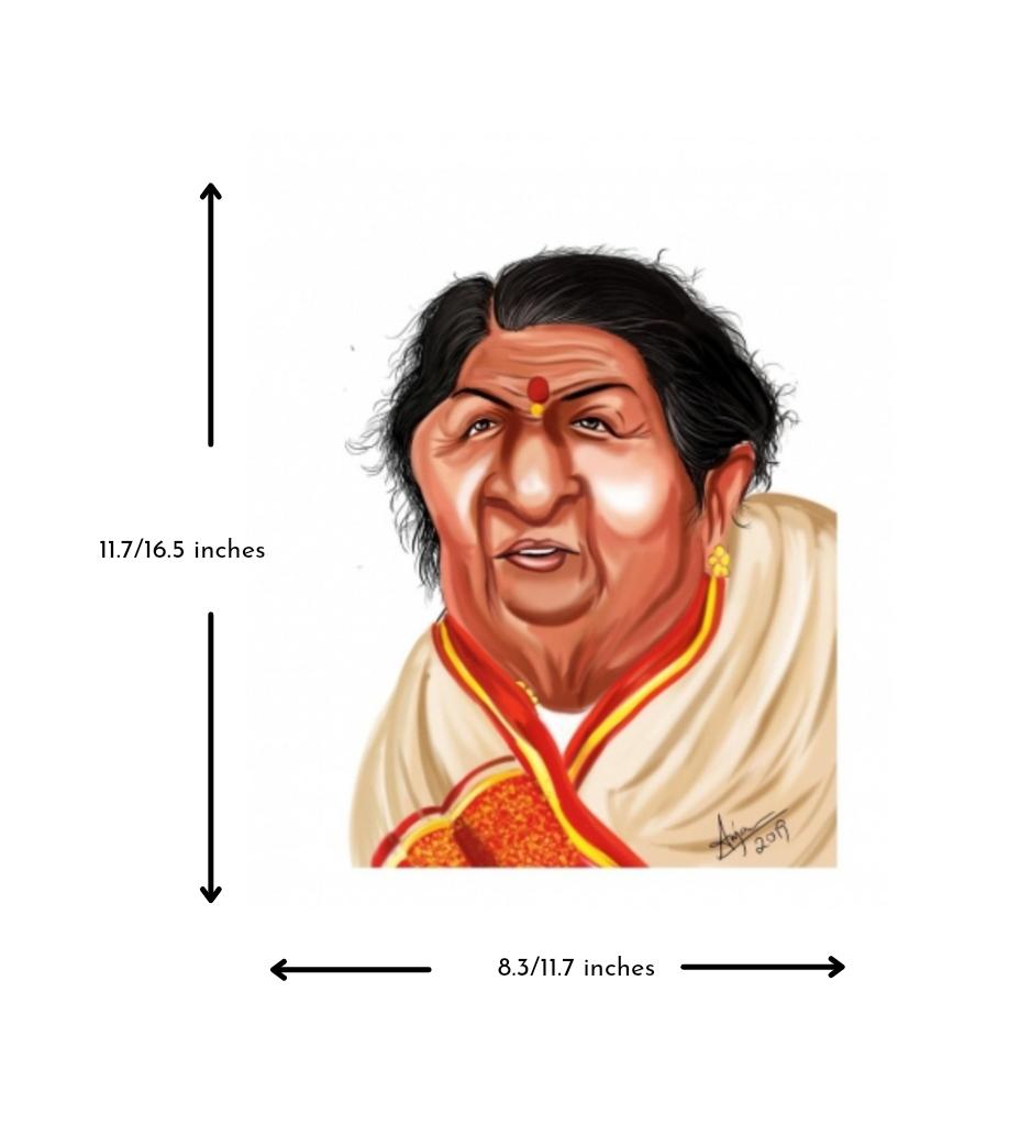 Lata Mangeshkar Slider 3/4