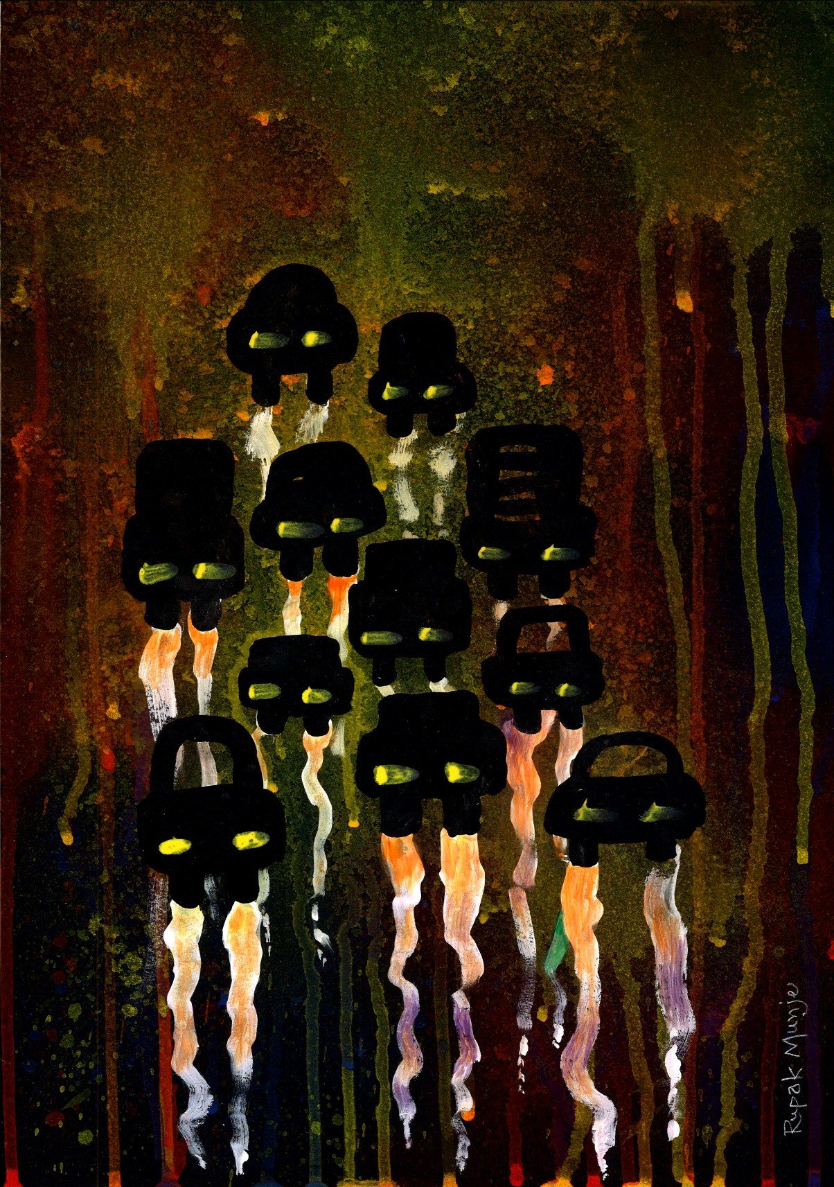 Monsoon Reflections Slider 1/1