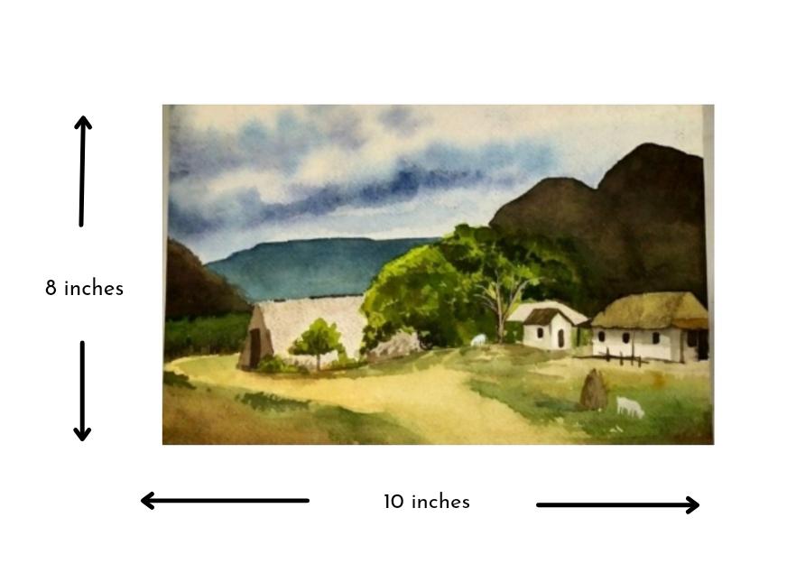 Landscape Slider 3/4
