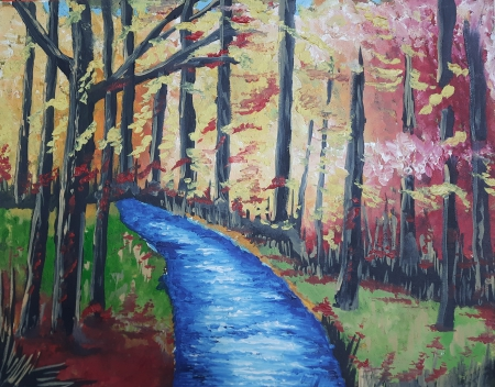 Autumn in Woods Slider 1/4