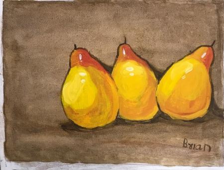 Yellow Pears Slider 1/5