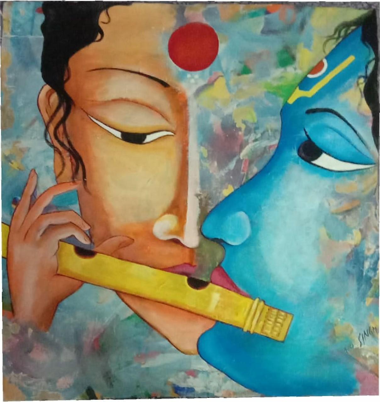 Radha Krishna Slider 1/1