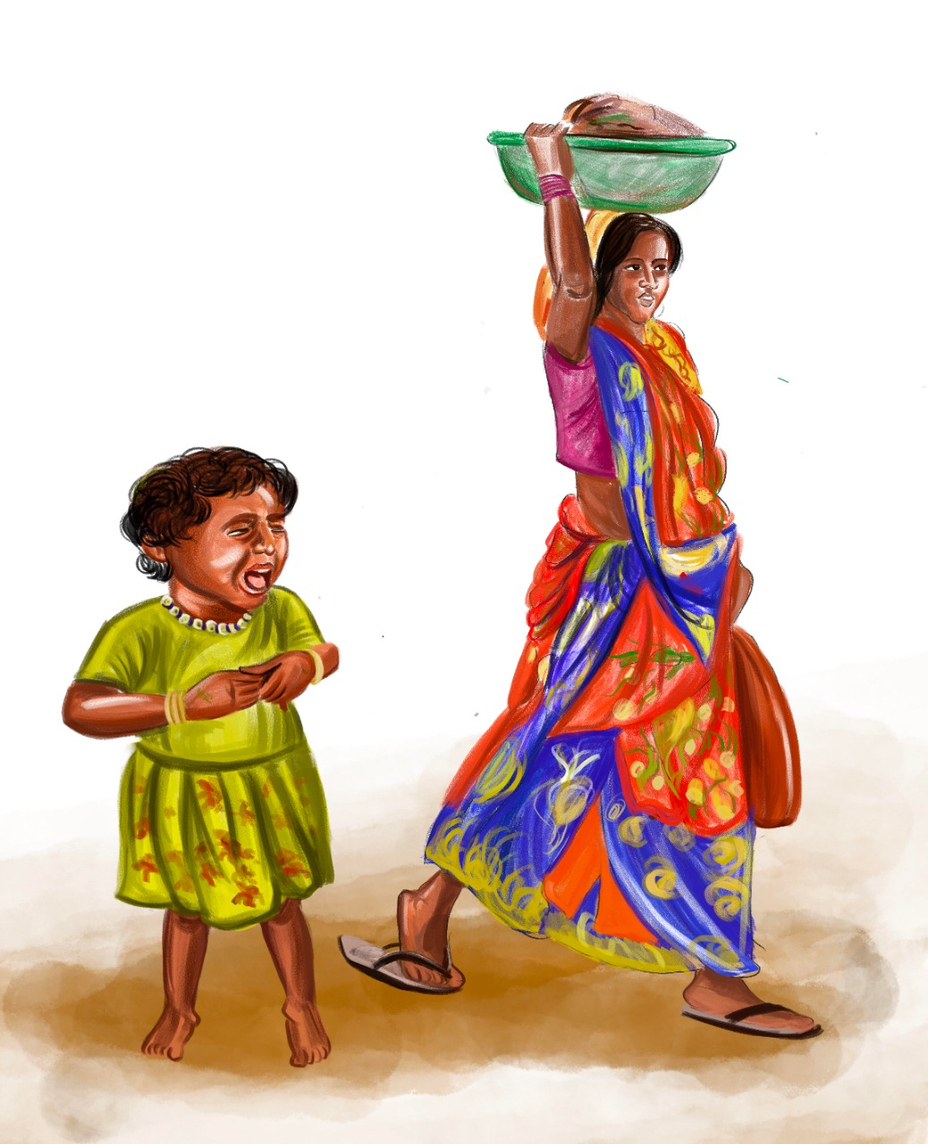Superwomen -A Mother's love for her child