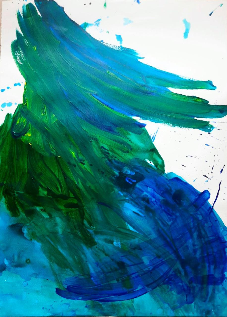 Colour Splash out Slider 1/1