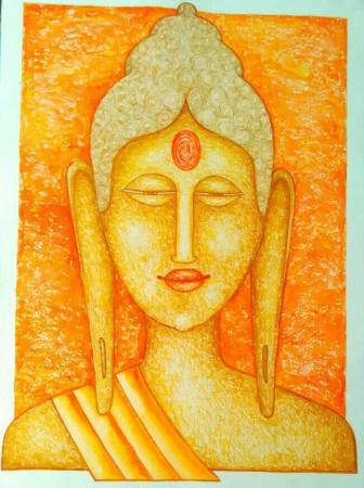 The Blessing Buddha Slider 1/1