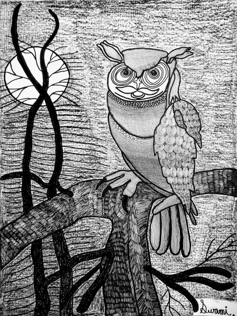 Owl Slider 1/2