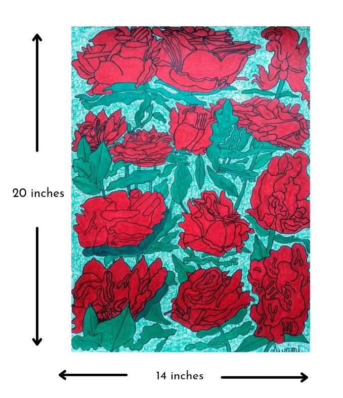 Rose Garden Slider 3/4