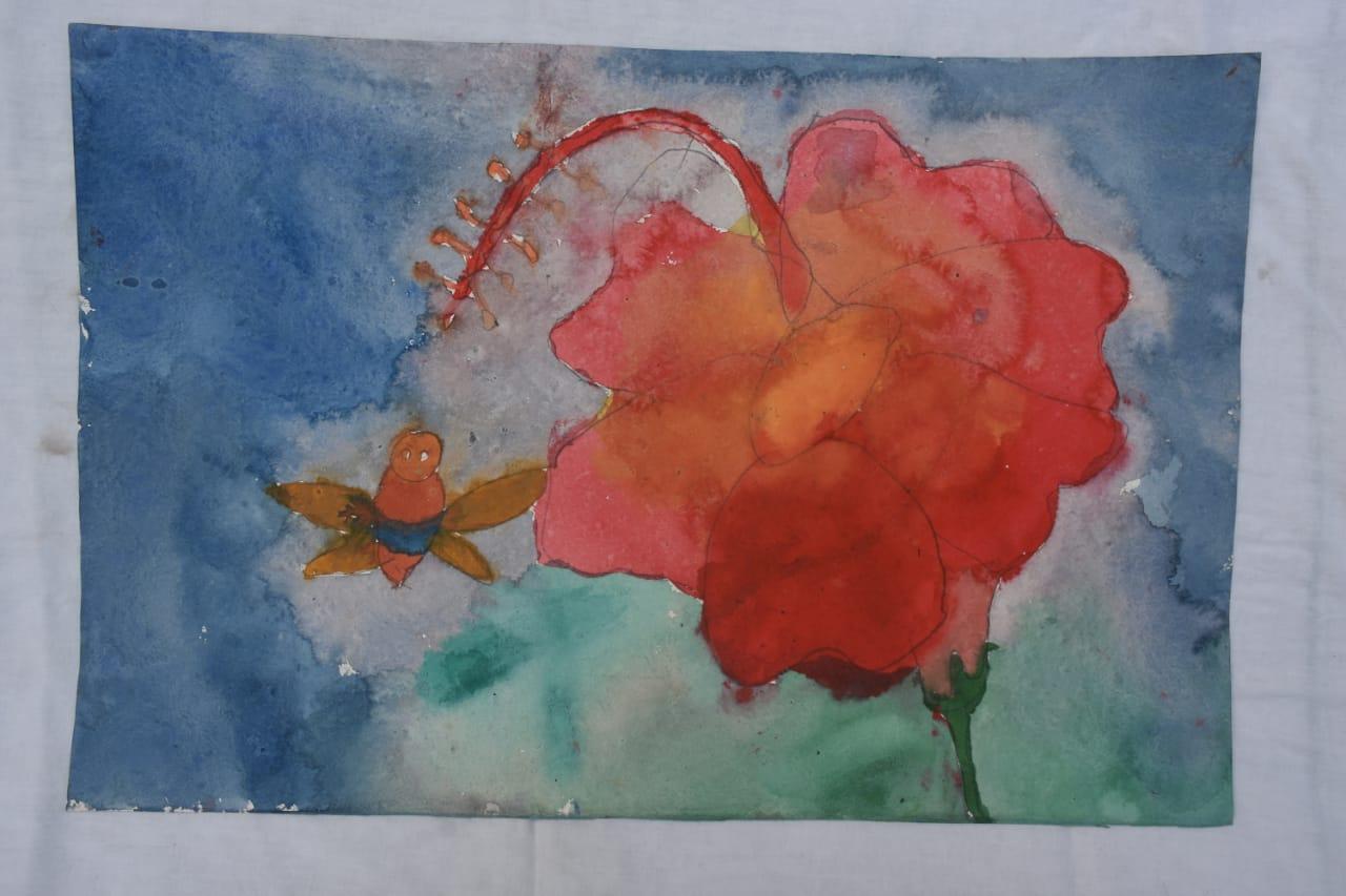 A Flower Slider 1/2