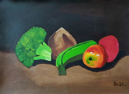 Selected Veggies Slider 1/4