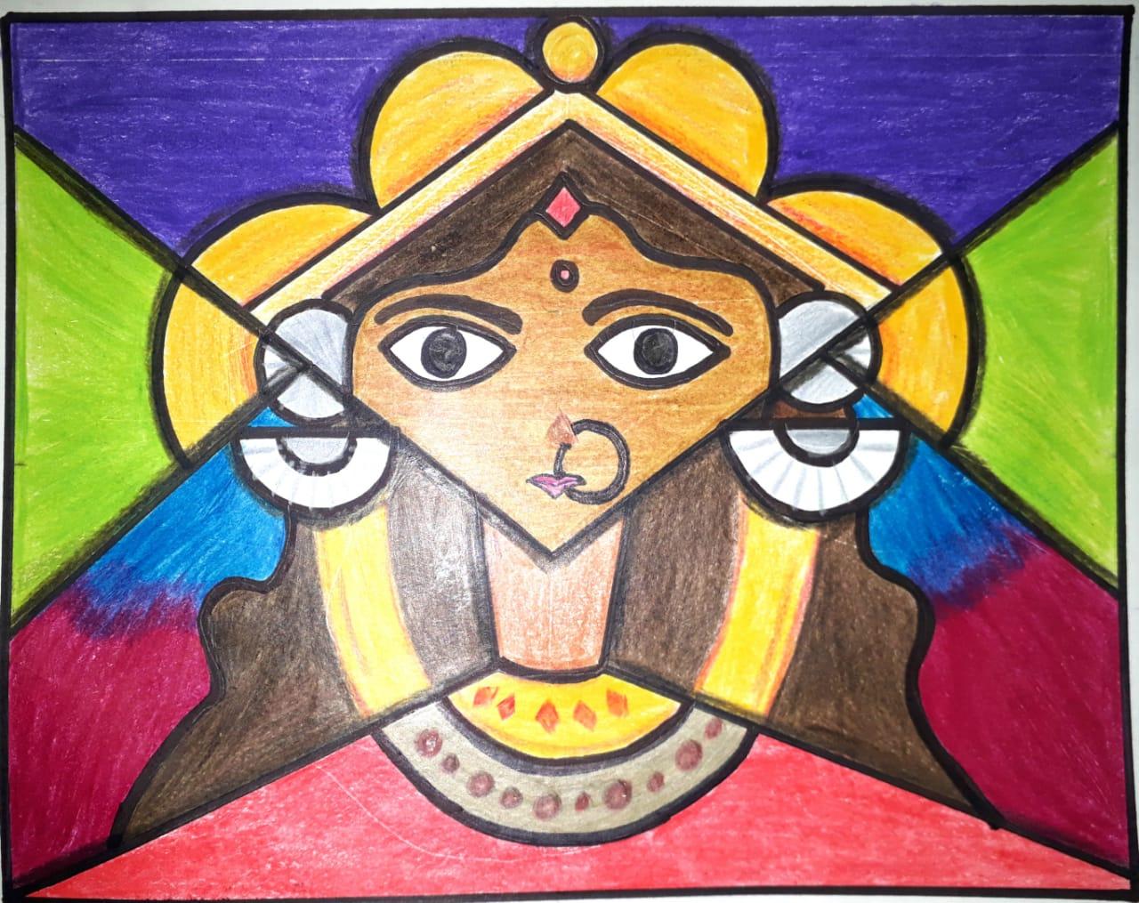 Goddess Durga Slider 1/1