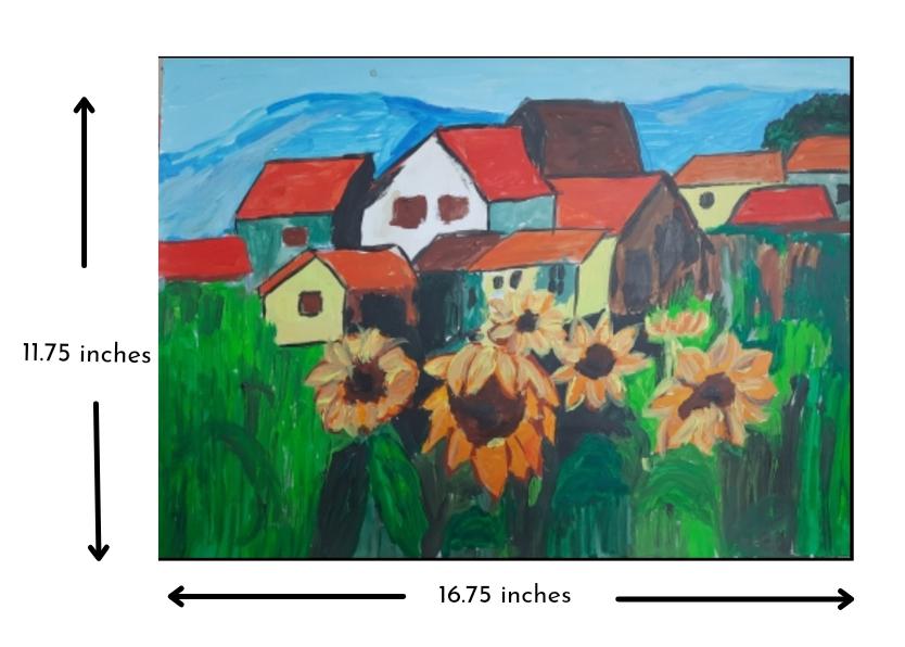 Sunflower Fields Slider 3/4