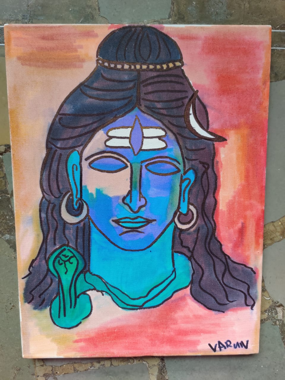 The mighty Lord shiva Slider 1/3