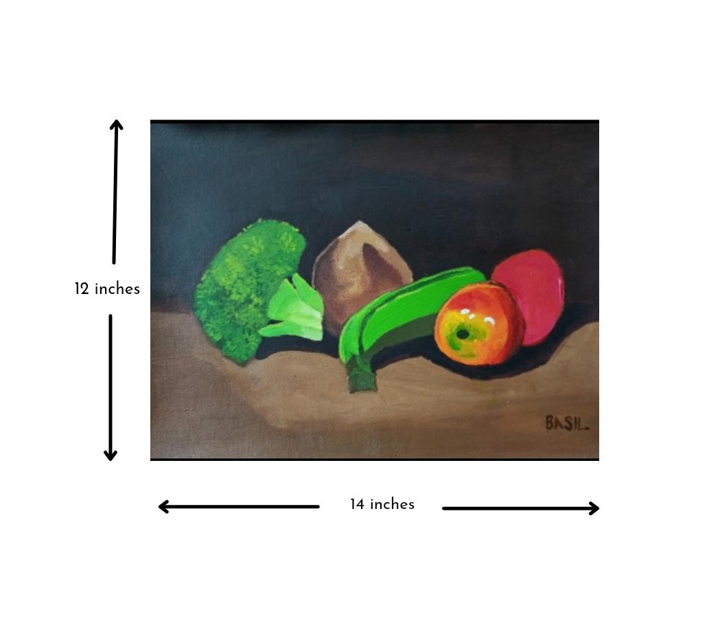 Selected Veggies Slider 3/4
