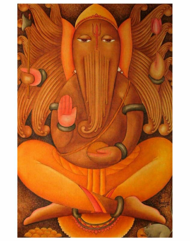 Lord Ganesha ||| Slider 1/1