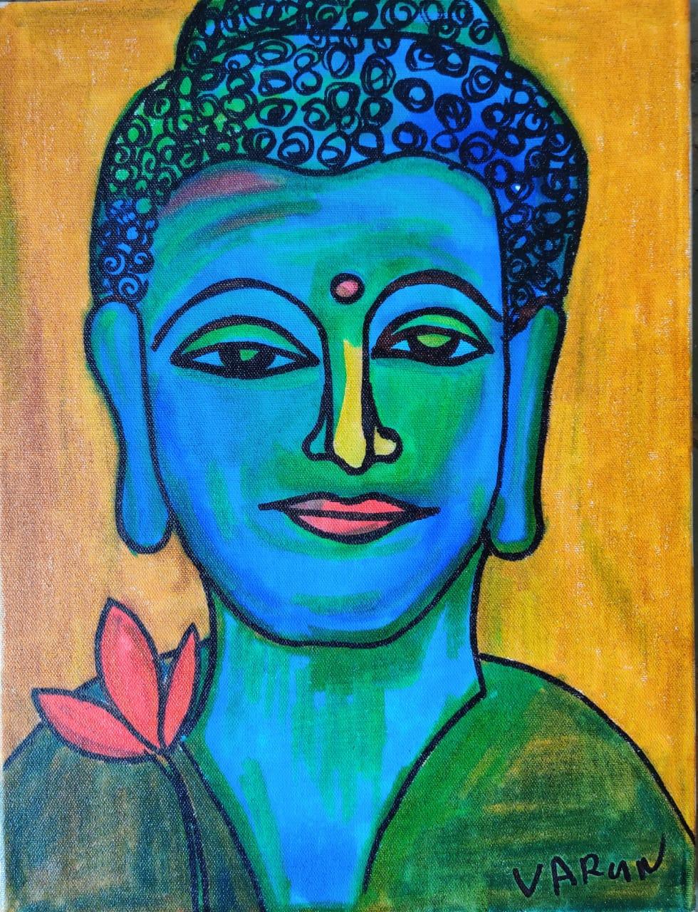 Buddham Sharanam Gachhami Slider 1/3