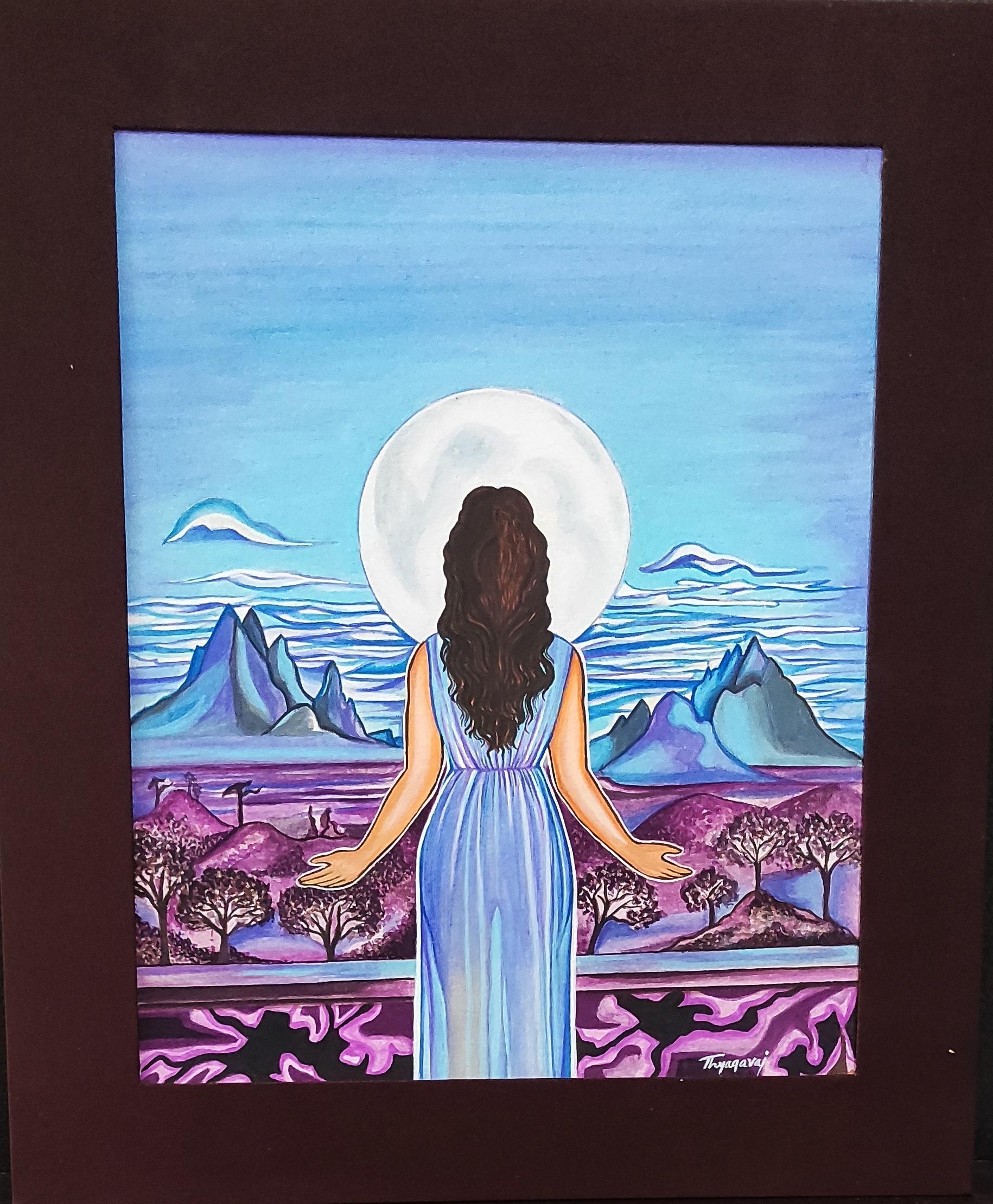 Moonlight Lady Slider 1/1