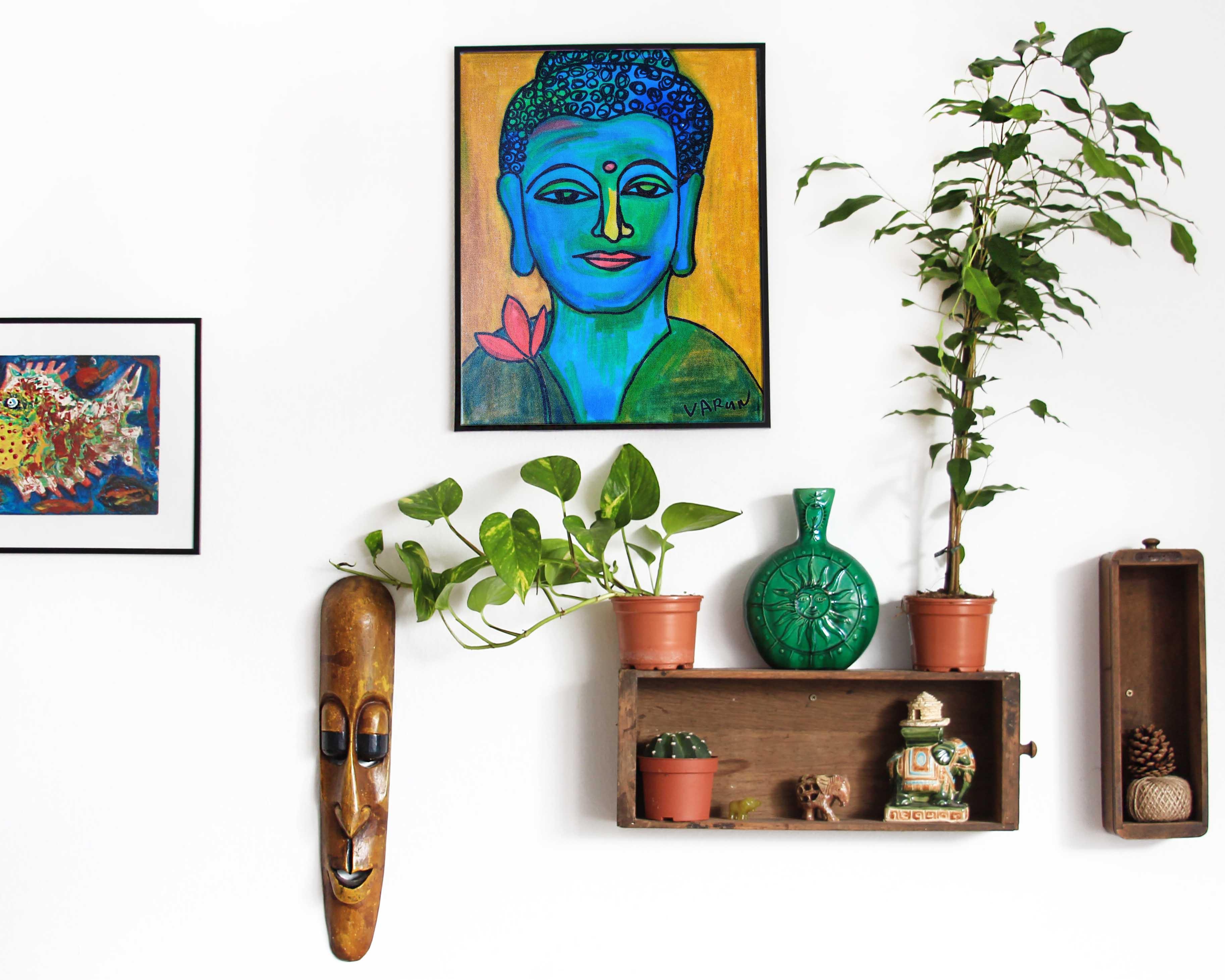Buddham Sharanam Gachhami Slider 2/3
