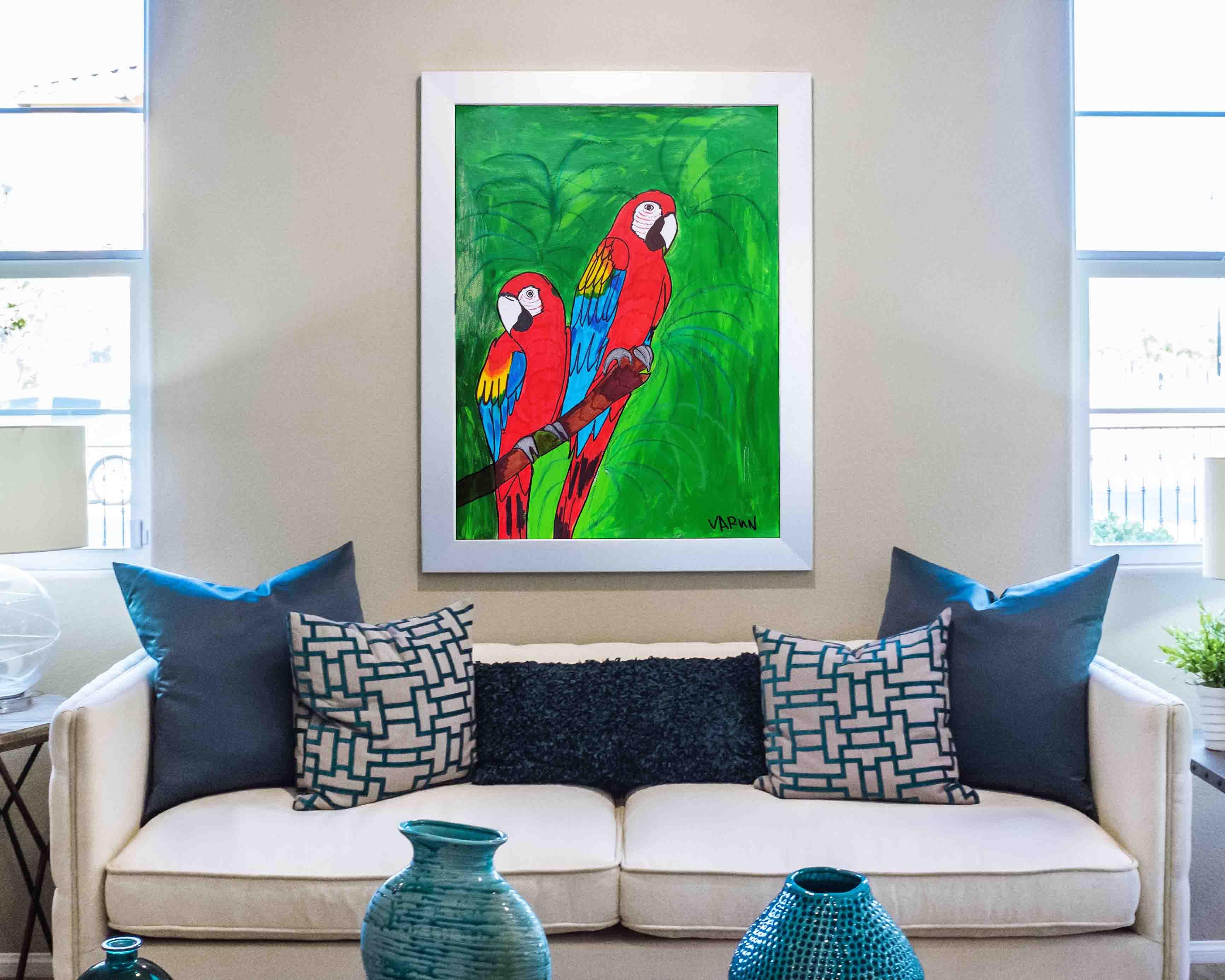 Scarlet Macaws Slider 2/4