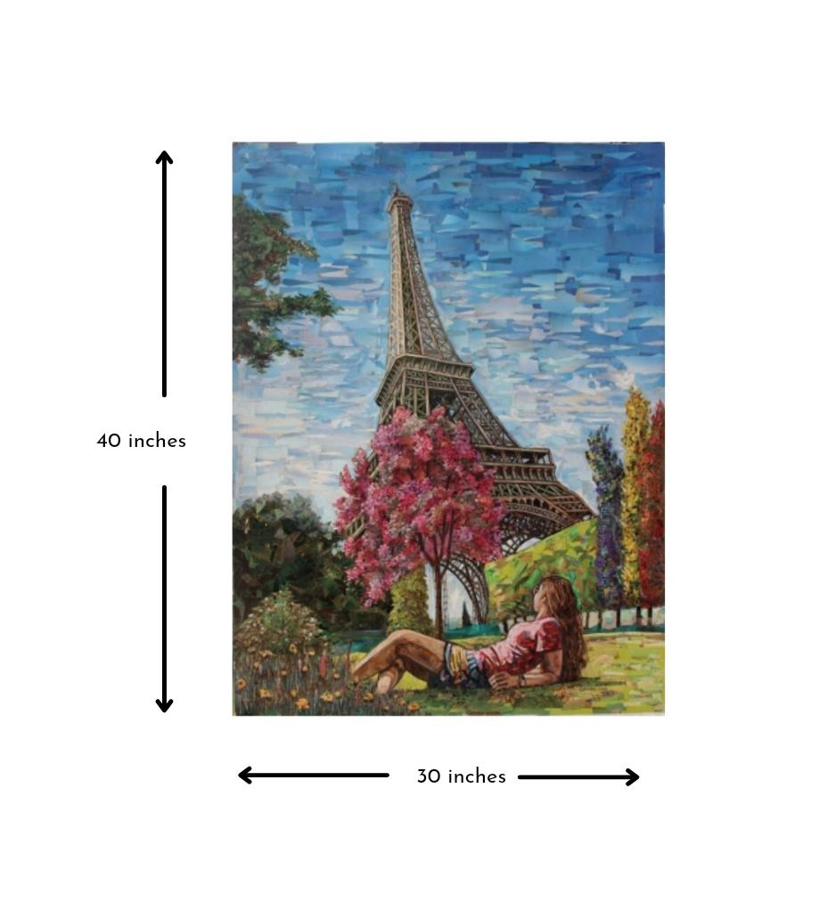 Eiffel Tower Garden Slider 4/5