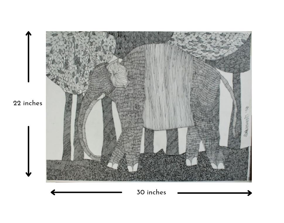 Elephant Slider 3/4
