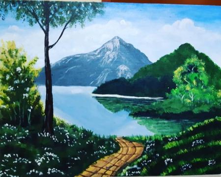 Landscape Slider 1/2