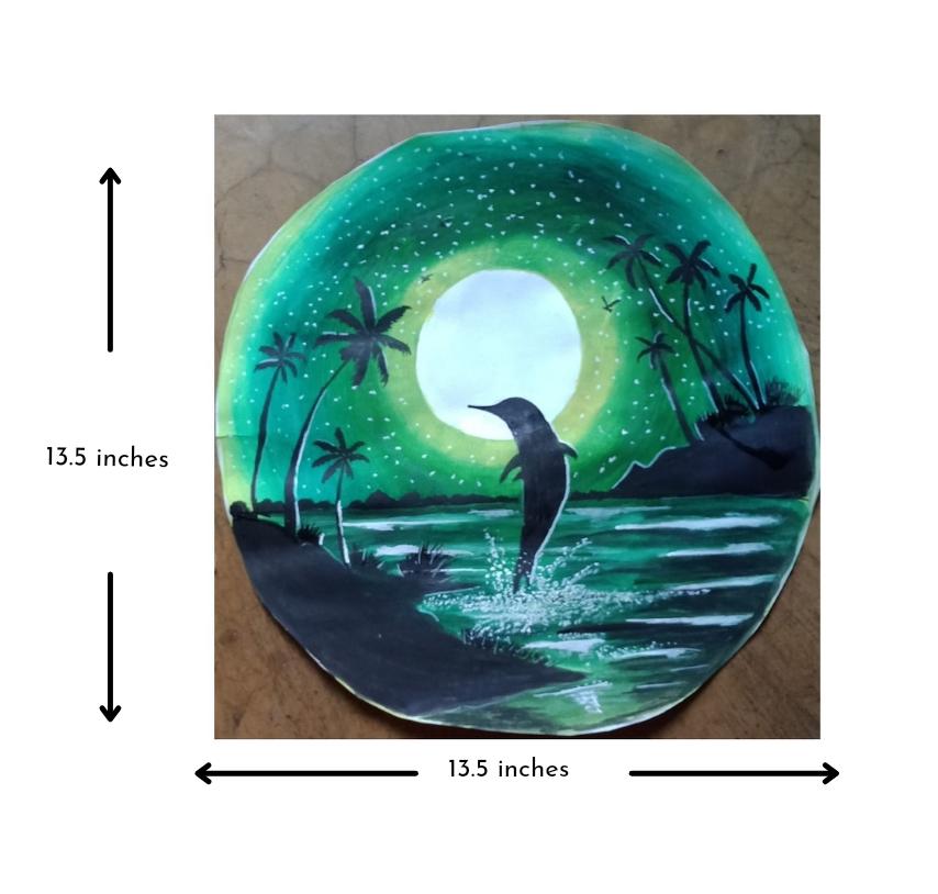 Moonlight & the Dolphin Slider 2/3