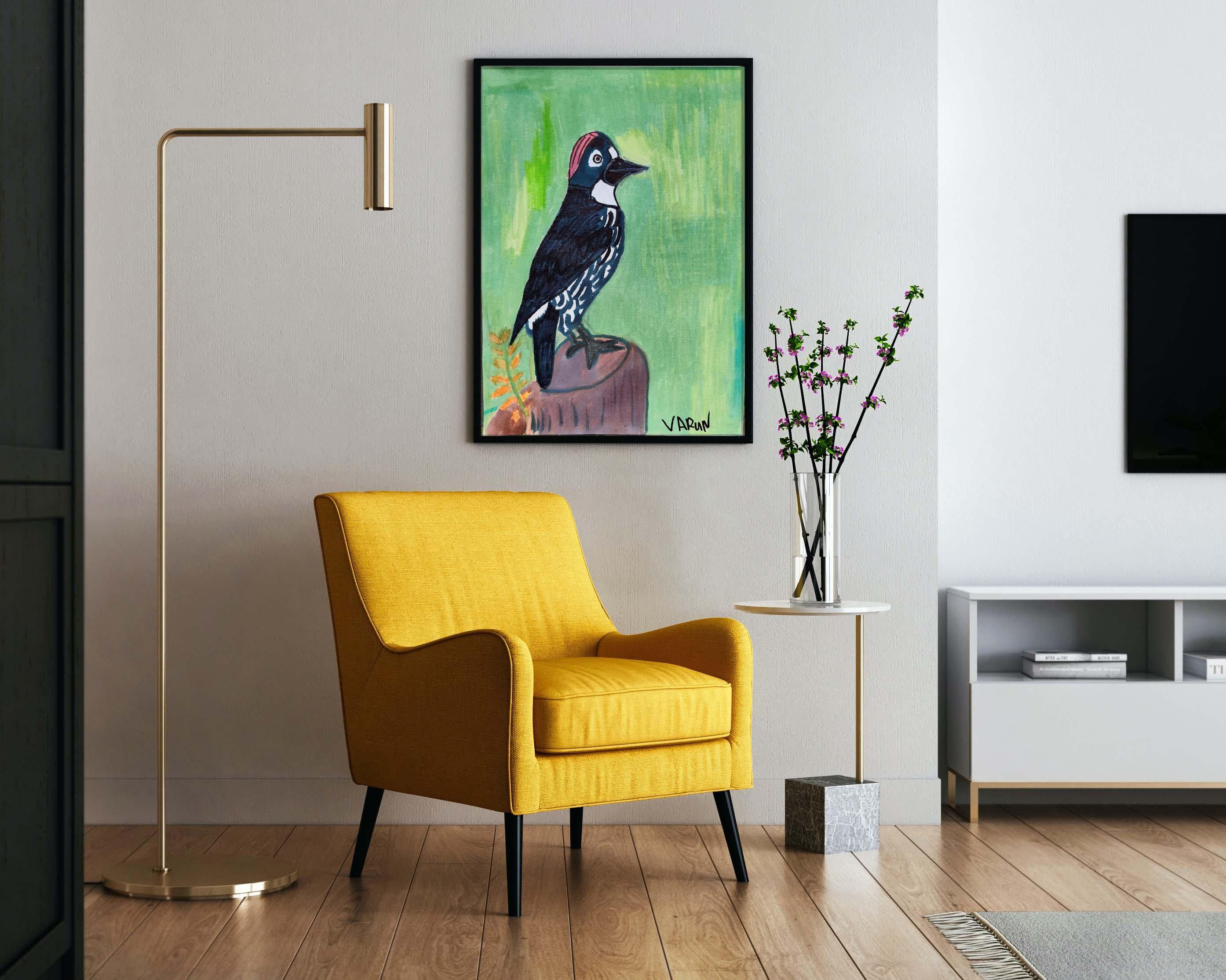 Pine Woodpecker Slider 2/3
