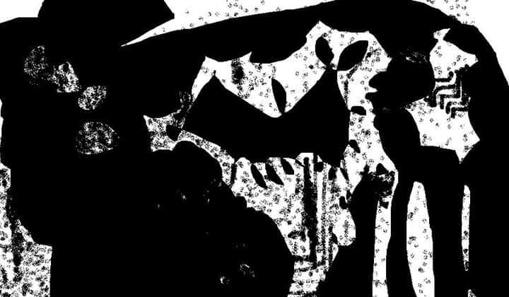 In Black & White Slider 1/1