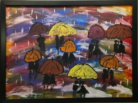 Monsoon Rain Slider 1/2