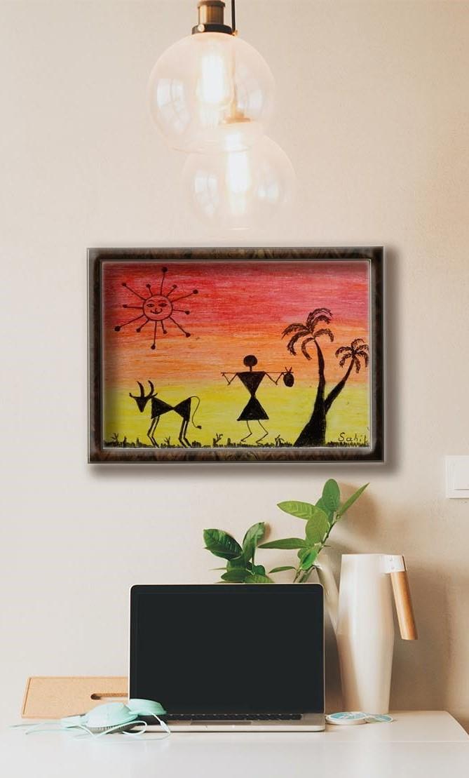 Warli Painting Slider 2/4