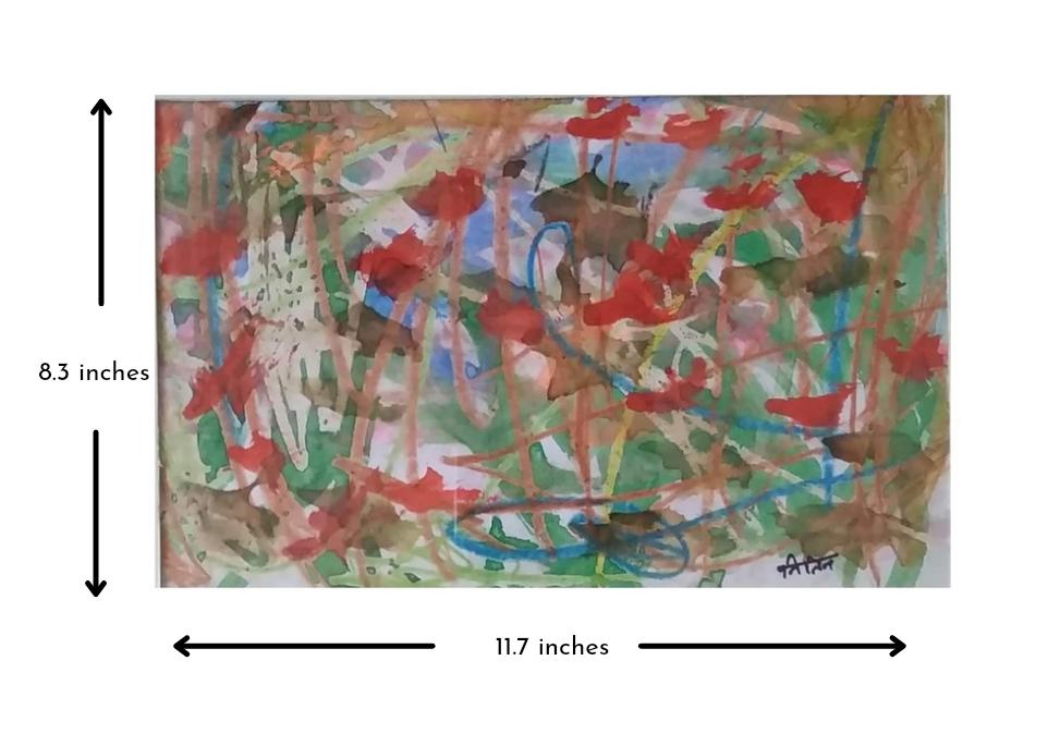 Red Resonance Slider 2/3