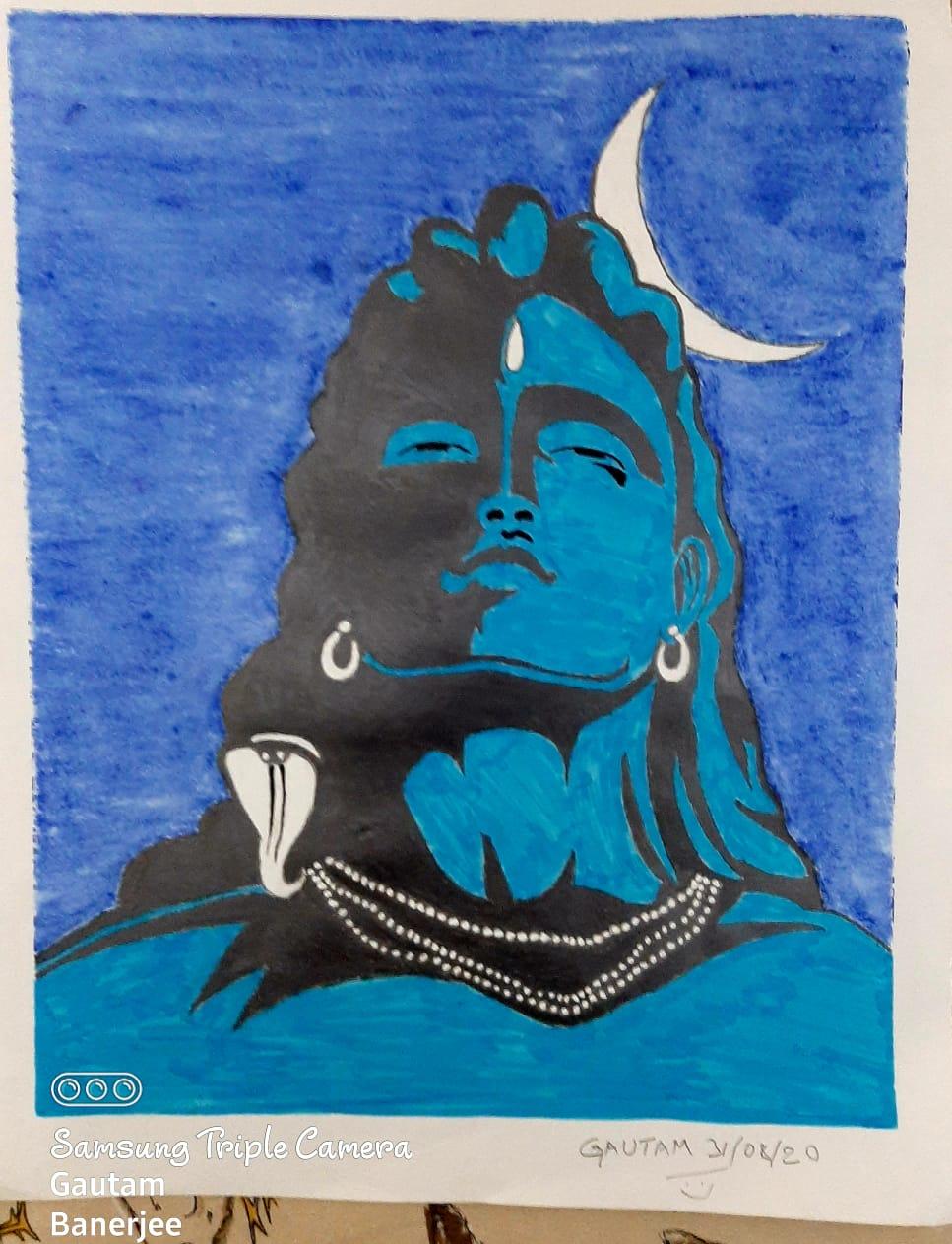 Lord Shiva Slider 1/2