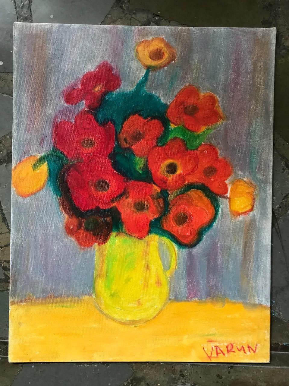 Bouquet of Flowers Slider 1/1