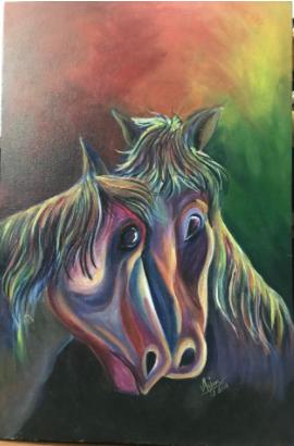 Horse - Mirror Image Slider 1/1