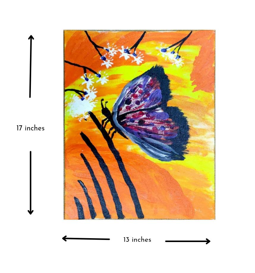 Fluttering Wings Slider 3/4