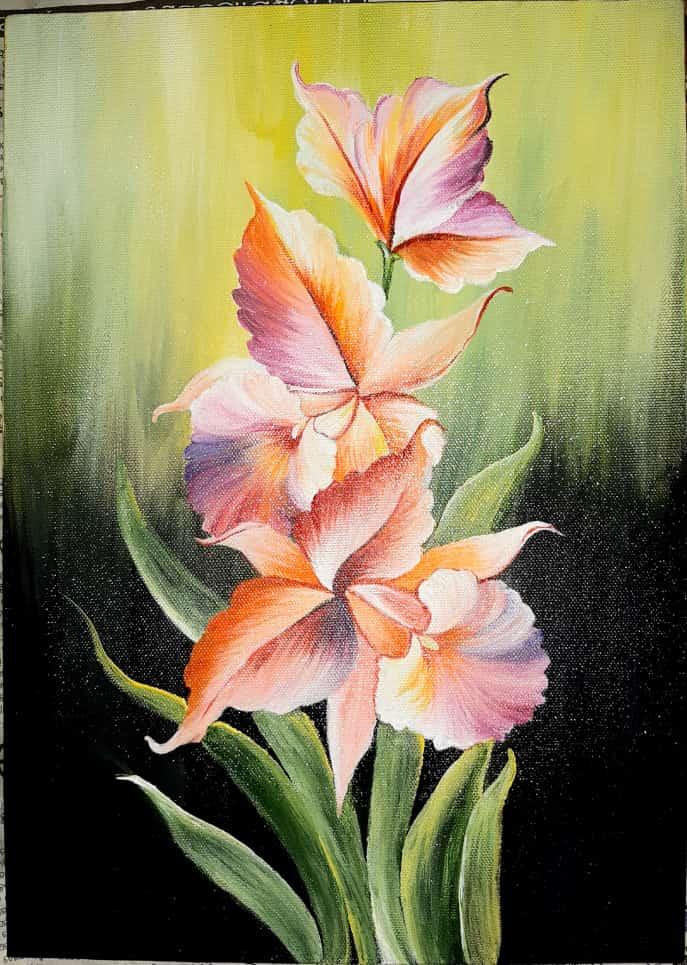 Blooming Flowers Slider 1/3