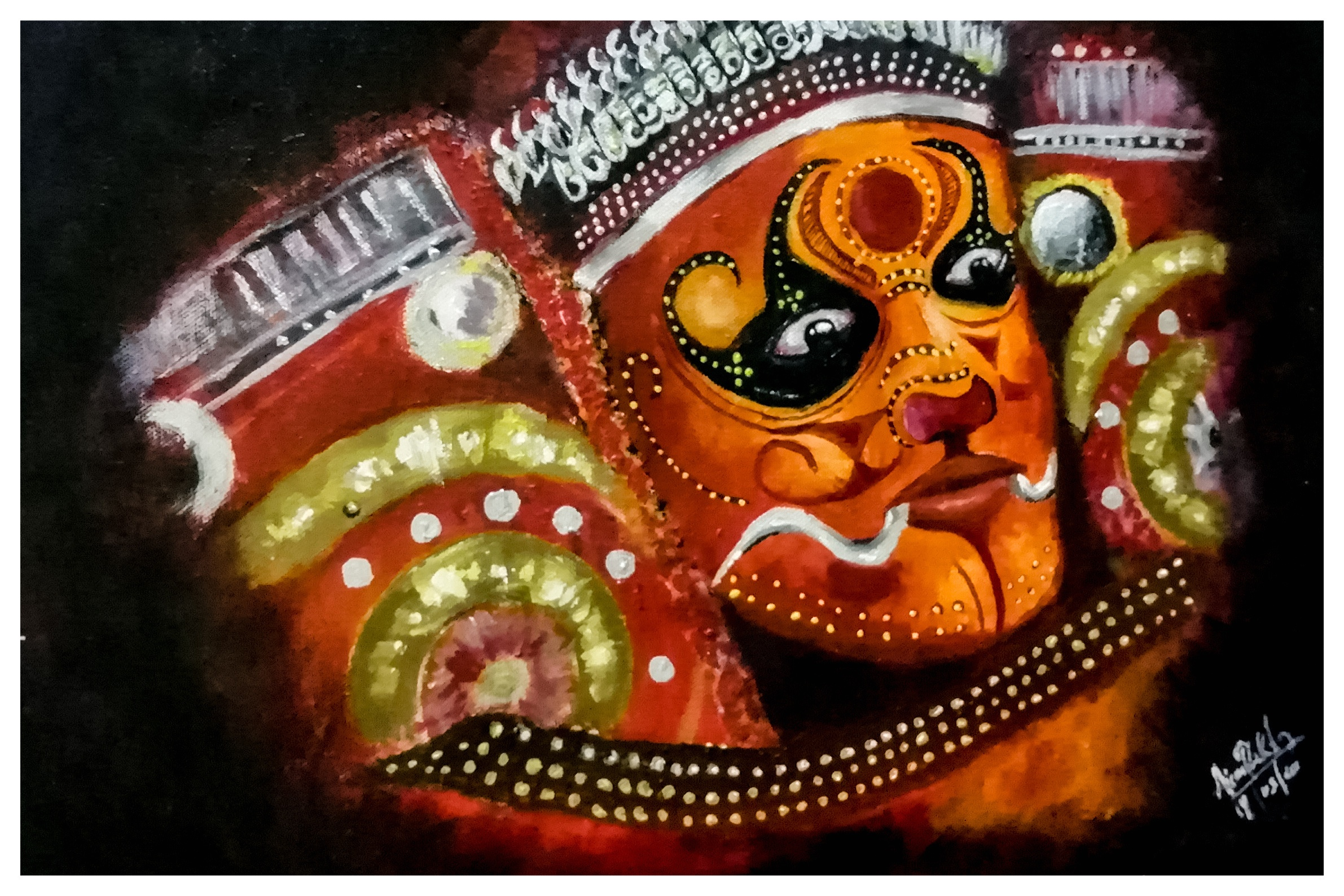 Theyyam: The Living Gods of Malabar
